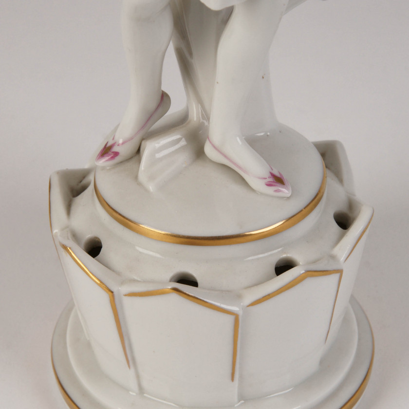 "Porcelain figure ""Columbina"""