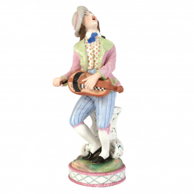 """Biscuit figure """"Musician"""""""
