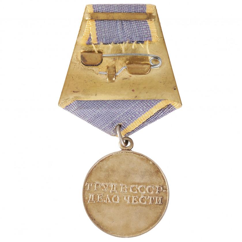 "Medal ""For distinguished labour"""