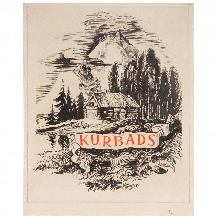"Рисунок ""Kurbads"""
