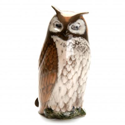 "Porcelain figure ""Owl"""