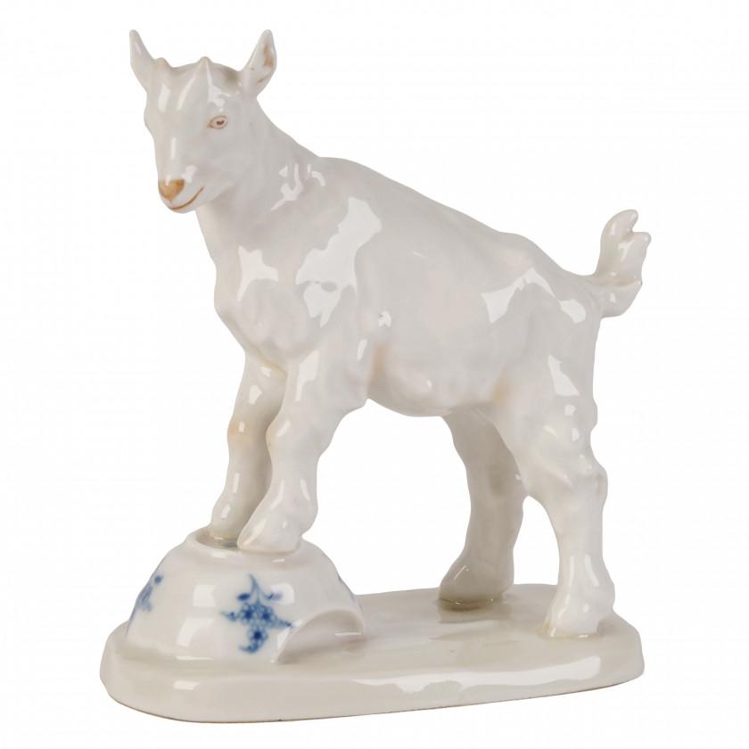 """Porcelāna figūra """"Kazlēns"""""""