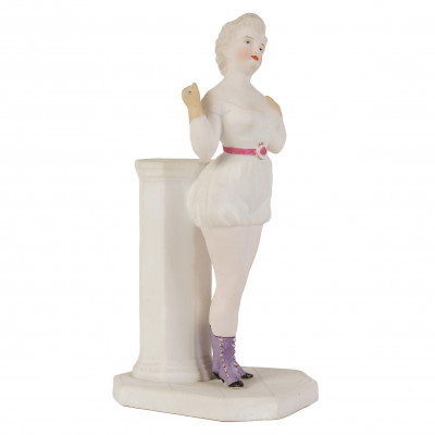 "Biscuit figure ""Сircus woman"""