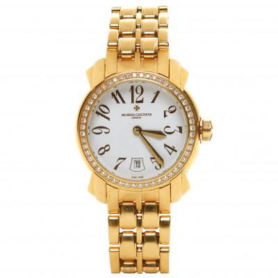 Золотые женские часы Vacheron Constantin