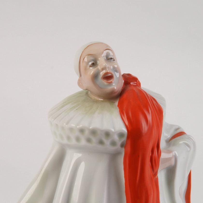 """Porcelāna figūra """"Zvērests mīlestībā"""""""