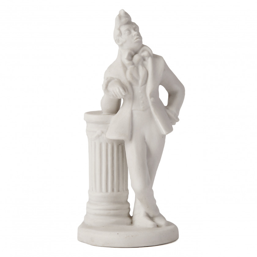 "Porcelain figure ""Hlestakov"""