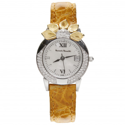 Gold ladies watch Annamaria Cammilli
