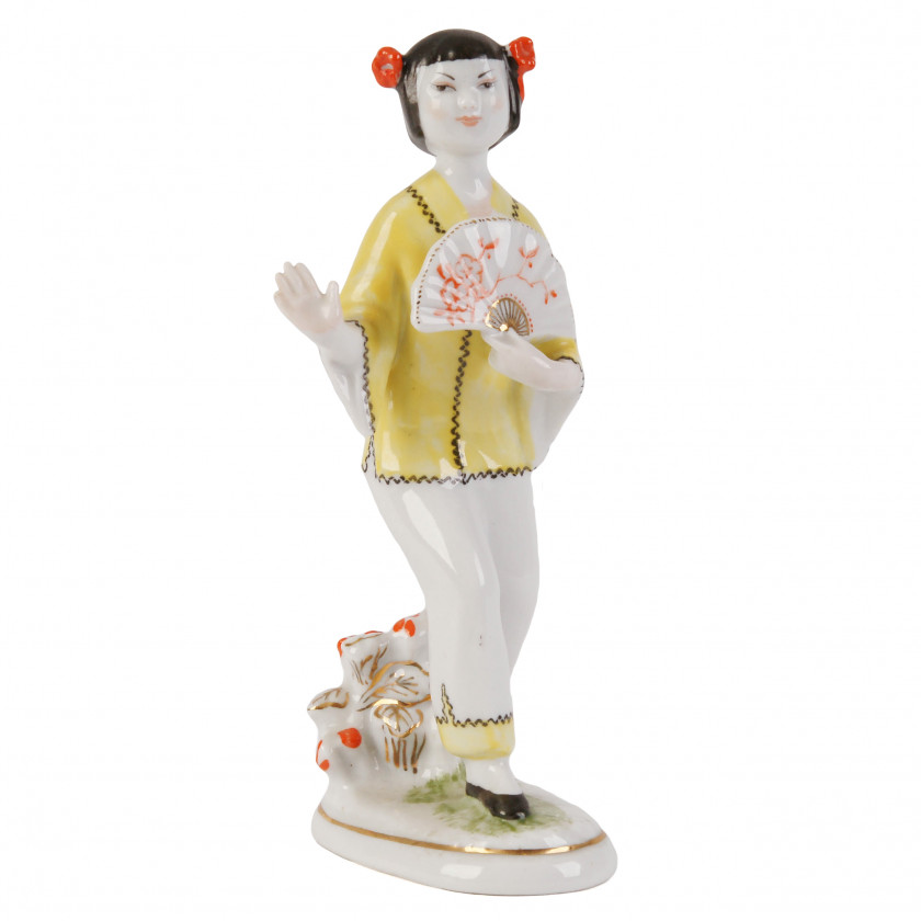"Porcelain figure ""Chinese girl"""
