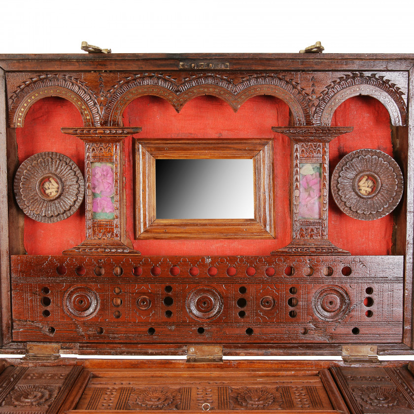 British Colonial Travel Chest