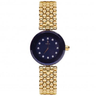 Золотые женские часы H.Stern