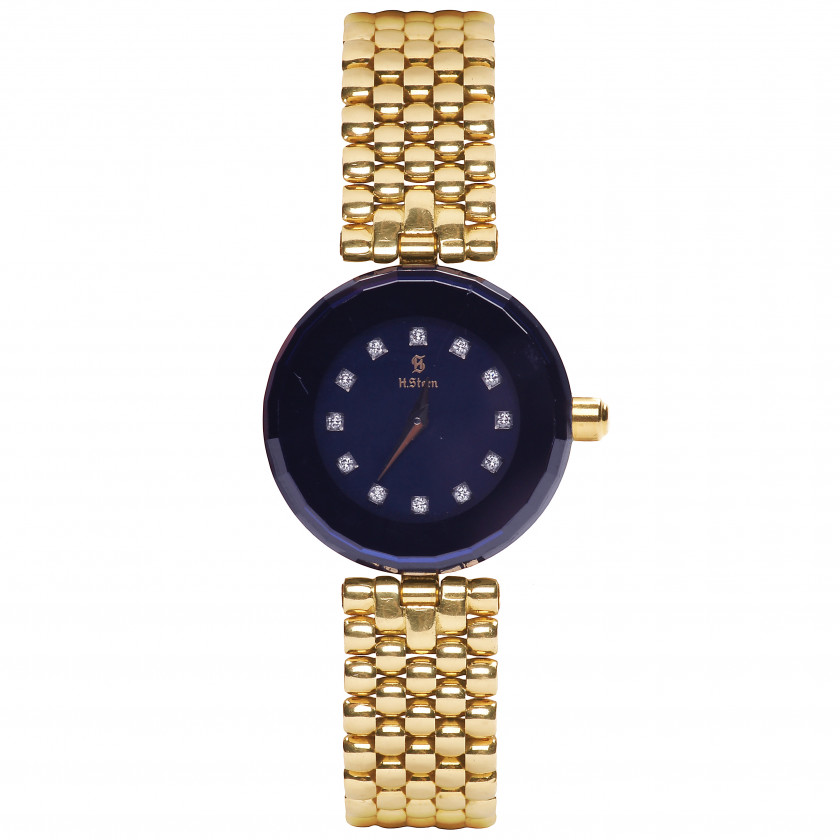 Gold ladies watch H.Stern