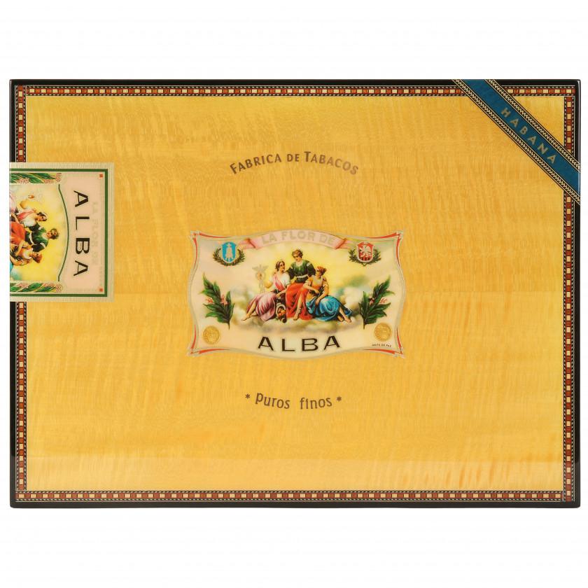 """Шкатулка для ювелирных изделий Elie Bleu """"Flor de Alba"""""""