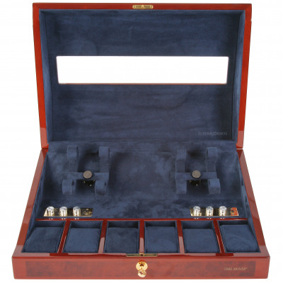 Watch box with automatic watch winders Buben...