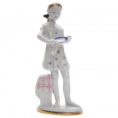 "Porcelāna figūra ""Dežurante"""