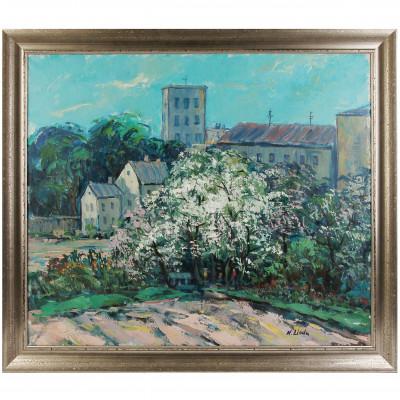 "Painting ""Yard"""