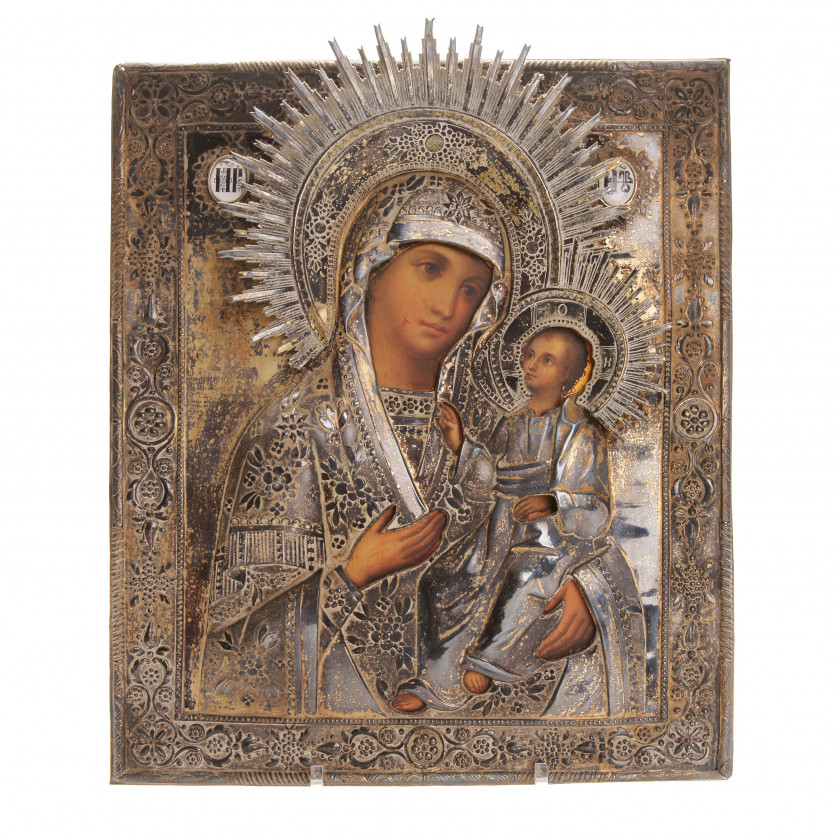 """Icon """"The Virgin of Iver"""""""