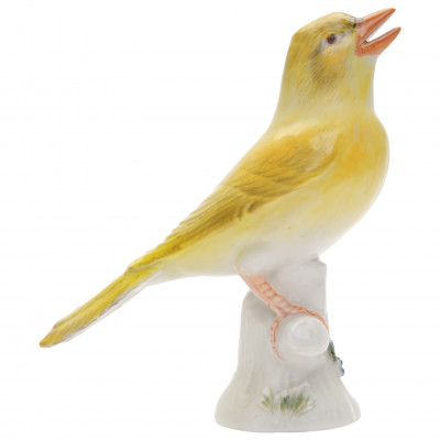 "Porcelain figure ""Canary"""