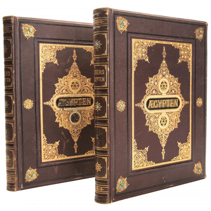 """Book """"Aegypten. In Bild und Wort"""""""